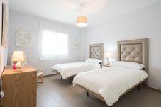 Ferienwohnung in Málaga - Apartment Plaza Bailen
