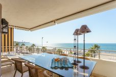 Ferienwohnung in Fuengirola - MalagaSuite Playa Fuengirola