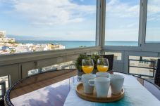 公寓 在 Torremolinos - MalagaSuite Carihuela Seaview